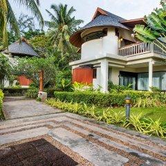 Отель Lanta Cha-Da Beach Resort & Spa Ланта фото 2