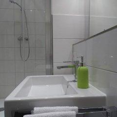 Апартаменты Arthouse Apartments Am Rathenauplatz Кёльн ванная