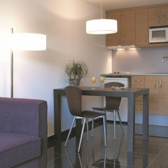 Отель Hesperia Fira Suites в номере фото 2
