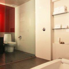 Отель Z Through By The Zign Таиланд, Паттайя - отзывы, цены и фото номеров - забронировать отель Z Through By The Zign онлайн ванная фото 2