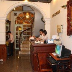 Hanoi Friendly Hotel Ханой интерьер отеля