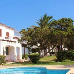 Отель Villas Yucas Испания, Кала-эн-Форкат - отзывы, цены и фото номеров - забронировать отель Villas Yucas онлайн бассейн