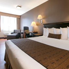 Отель Best Western Plus Dragon Gate Inn США, Лос-Анджелес - отзывы, цены и фото номеров - забронировать отель Best Western Plus Dragon Gate Inn онлайн комната для гостей фото 2