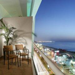 Отель Ramada Beach Аджман балкон