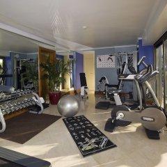 Hotel Dei Mellini фитнесс-зал фото 3