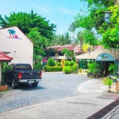 Swiss Palm Beach Hotel парковка