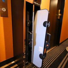 Apa Hotel Iidabashi-Ekimae сейф в номере