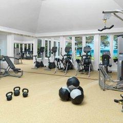 Round Hill Hotel & Villas фитнесс-зал фото 3