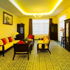 Отель Calla Lily Villa Далат интерьер отеля фото 2