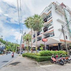 Апартаменты Kata Beach Studio спортивное сооружение