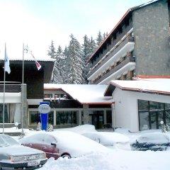 Hotel Finlandia- Half Board Пампорово парковка