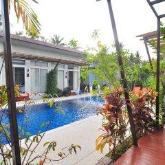 Phu NaNa Boutique Hotel бассейн