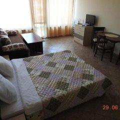 Отель Sunny Sands Studios Болгария, Бургас - отзывы, цены и фото номеров - забронировать отель Sunny Sands Studios онлайн комната для гостей фото 2