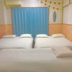 Апартаменты Local Tenjin Apartment Фукуока комната для гостей фото 5