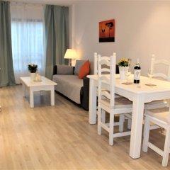 Отель Apartamento Sol del Mar Mediterraneo Фуэнхирола комната для гостей