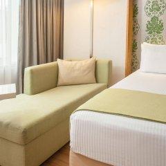 Отель Nh Collection Mexico City Airport T2 Мехико комната для гостей фото 3