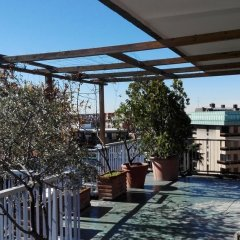 Отель B&B La Stanza Di Mita балкон