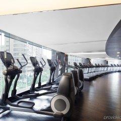 Отель The Westin Chosun Seoul Южная Корея, Сеул - отзывы, цены и фото номеров - забронировать отель The Westin Chosun Seoul онлайн фитнесс-зал