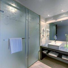 Отель TRYP Lisboa Aeroporto Hotel Португалия, Лиссабон - 9 отзывов об отеле, цены и фото номеров - забронировать отель TRYP Lisboa Aeroporto Hotel онлайн ванная