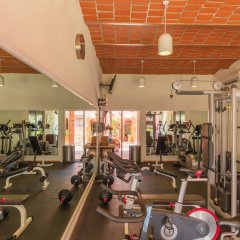 Отель Royal Decameron Complex фитнесс-зал