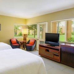 Отель Sheraton Fiji Resort Фиджи, Вити-Леву - отзывы, цены и фото номеров - забронировать отель Sheraton Fiji Resort онлайн комната для гостей фото 4