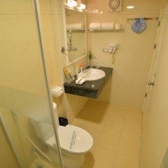 A25 Hotel Dich Vong Hau Ханой ванная