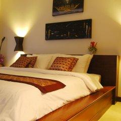Отель Chaw Ka Cher Tropicana Lanta Resort комната для гостей
