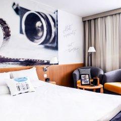 Novotel Warszawa Centrum Hotel комната для гостей фото 9