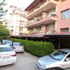 Hotel Beroe парковка