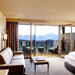 Hotel Chalet Mirabell Авеленго комната для гостей фото 3
