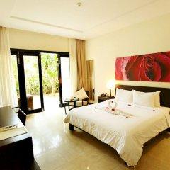 Отель Thanh Binh Riverside Hoi An Вьетнам, Хойан - отзывы, цены и фото номеров - забронировать отель Thanh Binh Riverside Hoi An онлайн комната для гостей фото 5