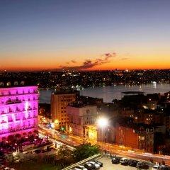 Pera Palace Hotel балкон