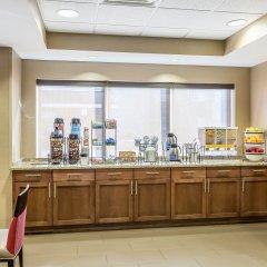 Отель Comfort Inn питание фото 3