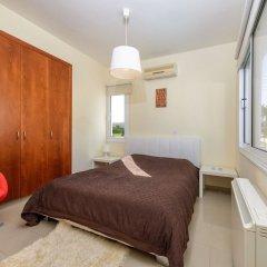 Отель Villa Atlas Кипр, Протарас - отзывы, цены и фото номеров - забронировать отель Villa Atlas онлайн комната для гостей фото 4