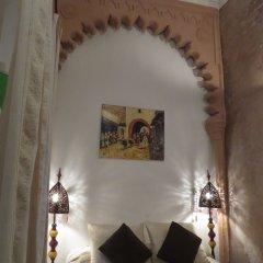 Отель Riad Arous Chamel Марокко, Танжер - 1 отзыв об отеле, цены и фото номеров - забронировать отель Riad Arous Chamel онлайн комната для гостей фото 5