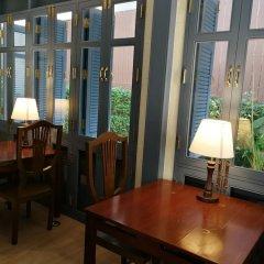 Отель Baan Vajra Бангкок питание