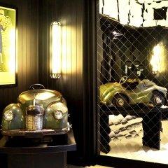Отель THE SIAM Бангкок гостиничный бар