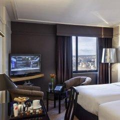 Отель Pullman Paris Montparnasse 4* Стандартный номер с различными типами кроватей фото 10