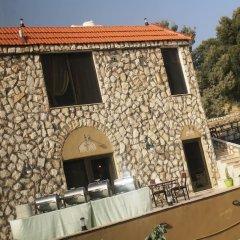 Отель Town of Nebo Hotel Иордания, Аль-Джиза - отзывы, цены и фото номеров - забронировать отель Town of Nebo Hotel онлайн балкон