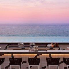 Отель W Muscat Оман, Маскат - отзывы, цены и фото номеров - забронировать отель W Muscat онлайн пляж фото 2