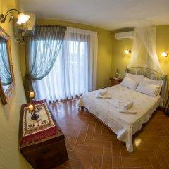 Отель Villa Doxa Греция, Ситония - отзывы, цены и фото номеров - забронировать отель Villa Doxa онлайн комната для гостей фото 5