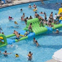 Отель Crystal Waterworld Resort & Spa детские мероприятия