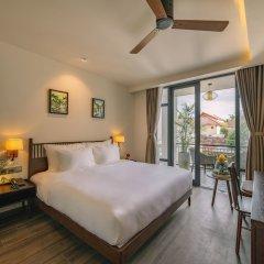 Отель Volar de Faifo Villa Хойан комната для гостей фото 4