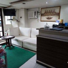Отель Gaius Pension Inn Филиппины, Манила - отзывы, цены и фото номеров - забронировать отель Gaius Pension Inn онлайн интерьер отеля