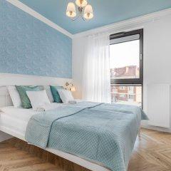 Апартаменты Happy Stay OldNova Luxury Apartment 343 Гданьск комната для гостей фото 3