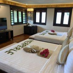 Отель MerPerle Hon Tam Resort Вьетнам, Нячанг - 2 отзыва об отеле, цены и фото номеров - забронировать отель MerPerle Hon Tam Resort онлайн комната для гостей фото 4