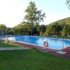 Отель Posada el Remanso de Trivieco бассейн