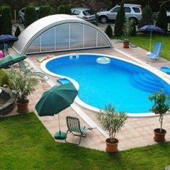 Hotel Manzard Panzio бассейн фото 3
