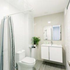 Отель Ducassi Suites Rooftop Pool Beach Club & Spa ванная фото 2