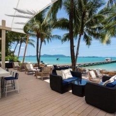 Отель Village Coconut Island остров Кокос гостиничный бар